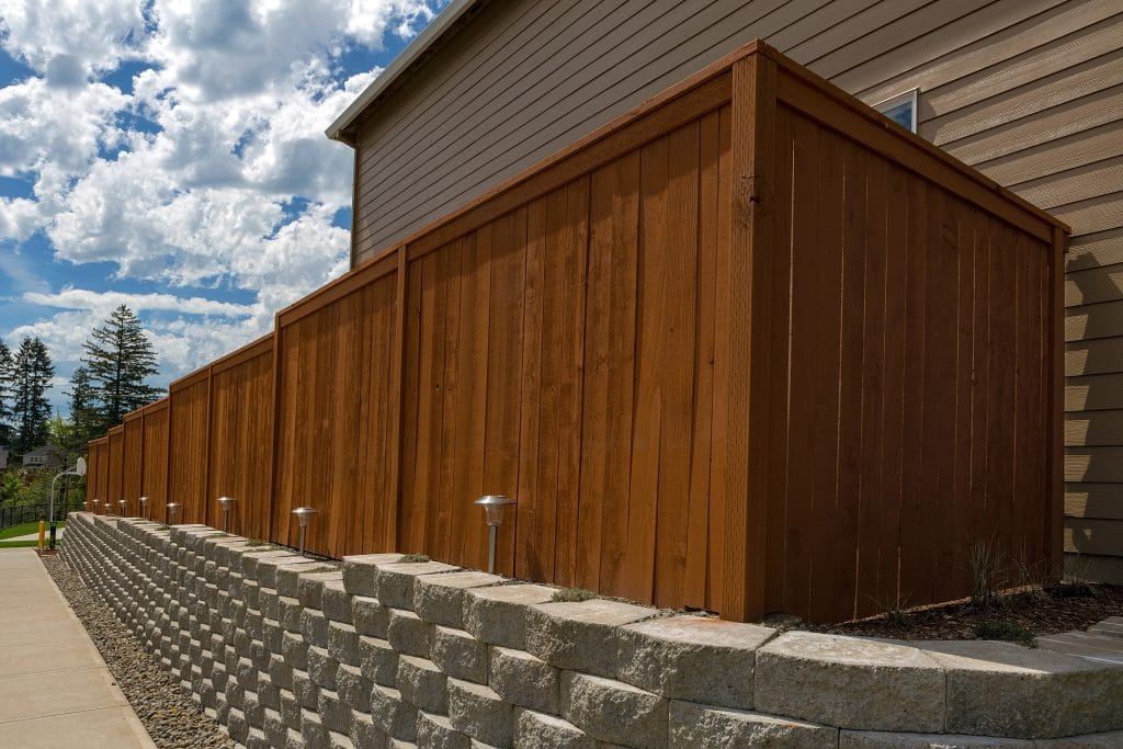 Patio Brothers Wood Fencing Company in Tulsa