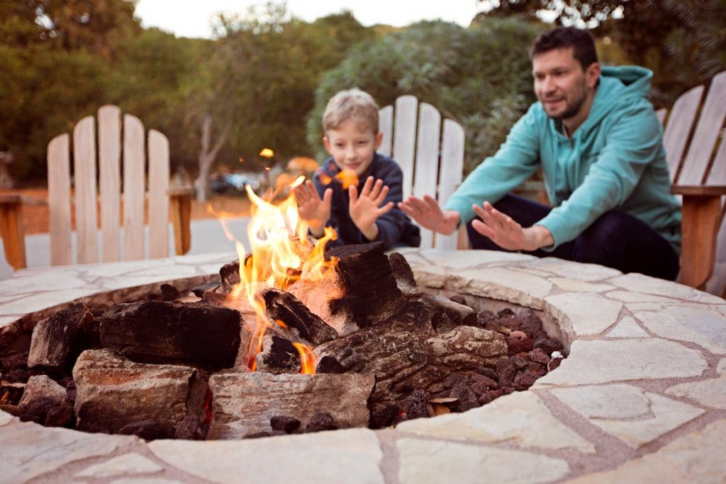 Custom Fireplaces & Firepits Patio Brothers in Tulsa