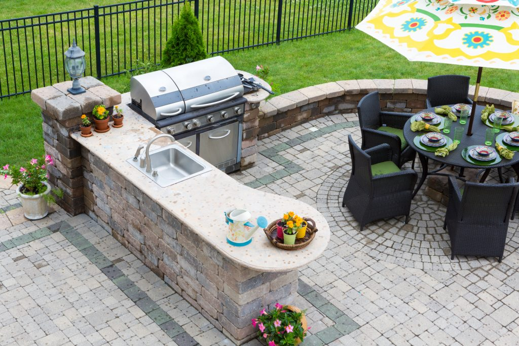 Proof Construction & Patio Brothers Outdoor Landscaping, Patios & Kitchens in Tulsa