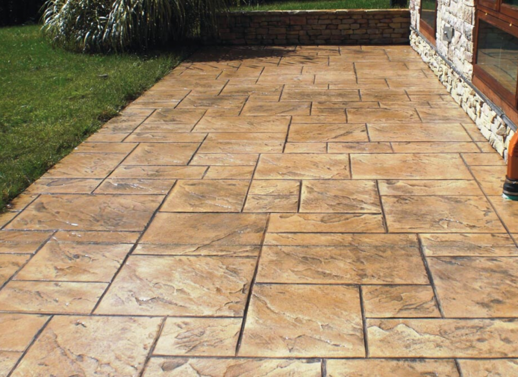 Patio Brothers Stamped & Stained Concrete Services, Concrete Contractors in Tulsa