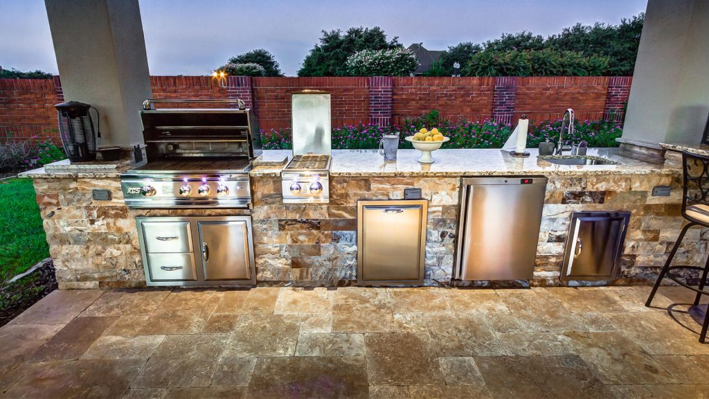 Outdoor Kitchens by Patio Brothers in Tulsa